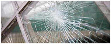 Richmond Upon Thames Smashed Glass